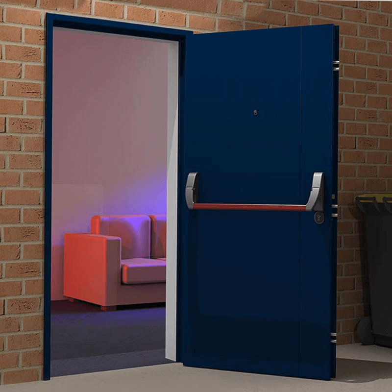 installateur porte blindée anti panique à marseille